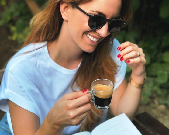 Napszemüveg kávékapszulából?
