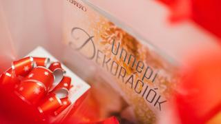 Ferrero karácsonyi workshop, Fördős Zé receptjeivel!
