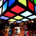 Így néz ki a világ legnagyobb kirakható Rubik-kockája
