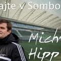 A Haladás vezetőedzője: Michal Hipp
