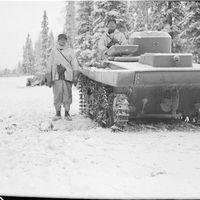 A szovjet-finn téli háború eseményei 1940. januárjában