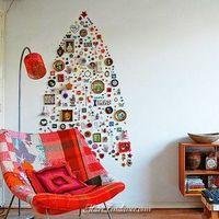Karácsonyfa díszítése a szokásostól eltérően