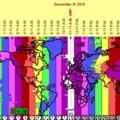 Az egyéni Kapcsolatfelvétel napja  - 2012 december 21.