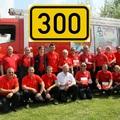 Bicskei tűzoltók: túl a 300 vonuláson 2017-ben!