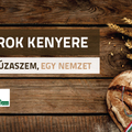 Magyarok kenyere – bicskei vállalkozók is összeöntötték a búzát!