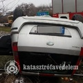 Súlyos sérülésekkel járó baleset az 1-es főúton!