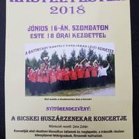 A Bicskei Huszárzenekar koncertjével kezdődik az idei Kastélyestek kulturális rendezvénysorozat!