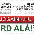 Írd alá - A Nemzeti Kisebbségvédelmi Kezdeményezés támogatása!