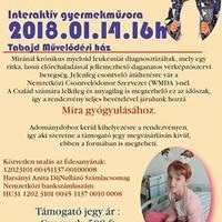 Jótékonysági zenés délután Tabajdon Pintácsi Vikivel, a súlyos beteg Mira gyógyulásáért!