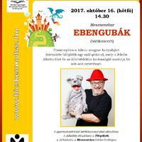 Ebengubák - a Gyermekszínház előadása Bicskén!