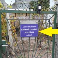 Szárliget bűnügyileg a legfertőzöttebb falvak közé tartozott - Nagyegyházán is felkarolták a Szomszéd Vigyázó Szolgálat ötletét!