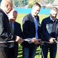 A tét: gyermekeink egészségesebb jövője - új sportpályát avattak Csákváron!