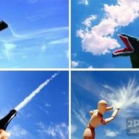 játék a felhőkkel