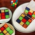 Rubik torta