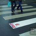 Kreatív hirdetések az utcán