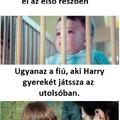 Harry Potter érdekesség