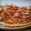 Ez aztán a fullos pizza