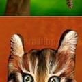 Állati kézfestések