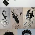 Portrék magnókazettából