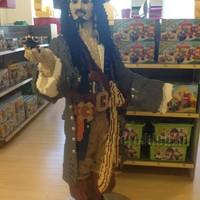 Jack Sparrow legóból