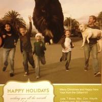 A legviccesebb karácsonyi üdvözlőlap