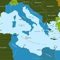 Földközi-tenger stratégiai jelentősége 1940/41. [81.]