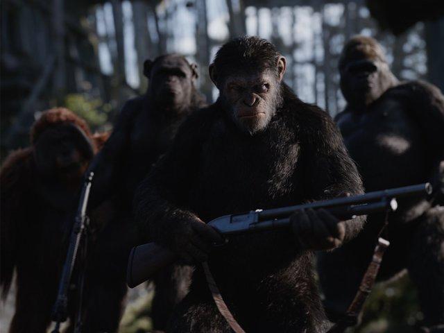 A majmok bolygója: Háború - filmkritika