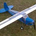 Az első 3D nyomtatott modell repülő