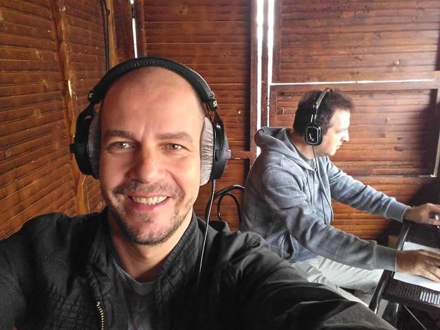 """""""...szó szerint a hallgatók tanítottak meg rádiózni"""" - Staféta Kalácska Gáborral"""