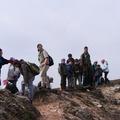 Kirándulás a Csík-hegyre
