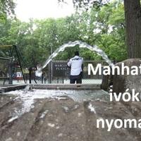 Le a drága vízzel, éljenek az ivókutak!