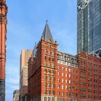 Így újult meg New York új csúcshangulatú hotelja