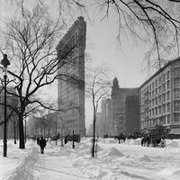 New York, amikor tényleg hó alá kerül
