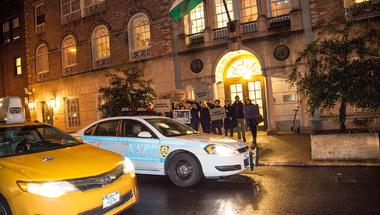 A New York-i magyarok is tüntettek