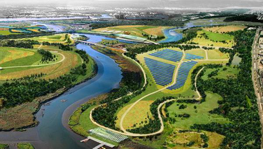 2015-re jön a város legnagyobb napelemparkja