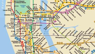Így metrózz New Yorkban