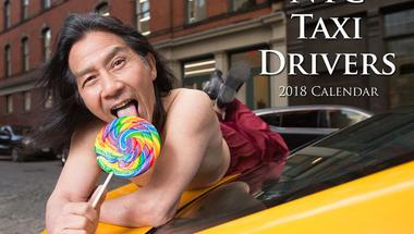 Megint elég beteg lett a New York-i taxisok újévi naptára