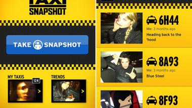 Taxi Snapshot: Te mit csinálsz hátul?