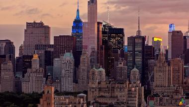 Ilyen videót még biztos nem láttál New York-ról