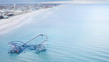 Az óceánban hagyhatják a Jersey-i hullámvasutat