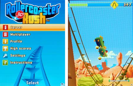jogos  240x320 Rollercoaster-rush