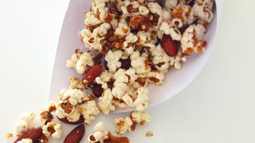 3 isteni, ízesített popcorn házilag
