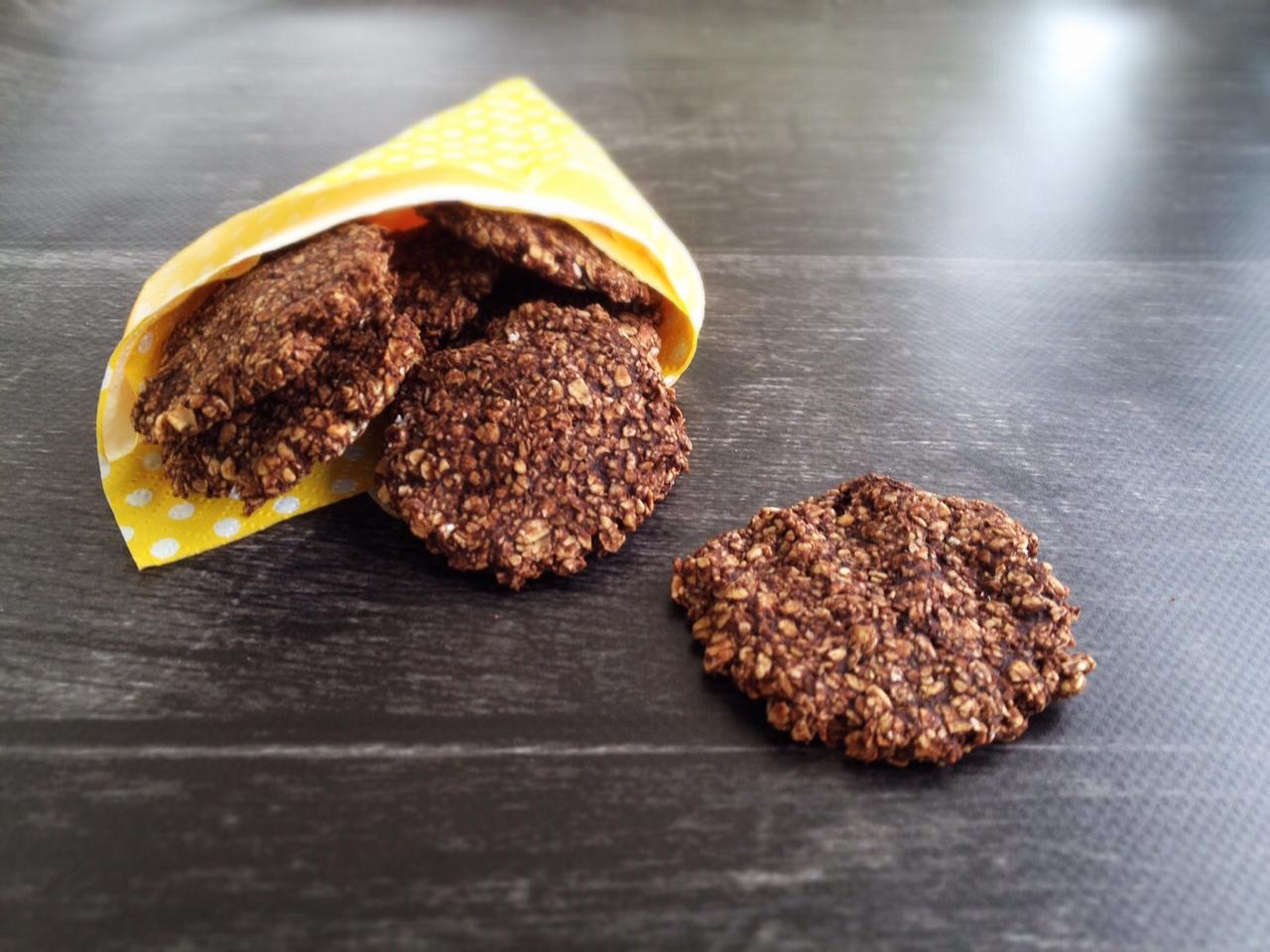 kakaos vanilias zabkeksz 5 hozzavalobol