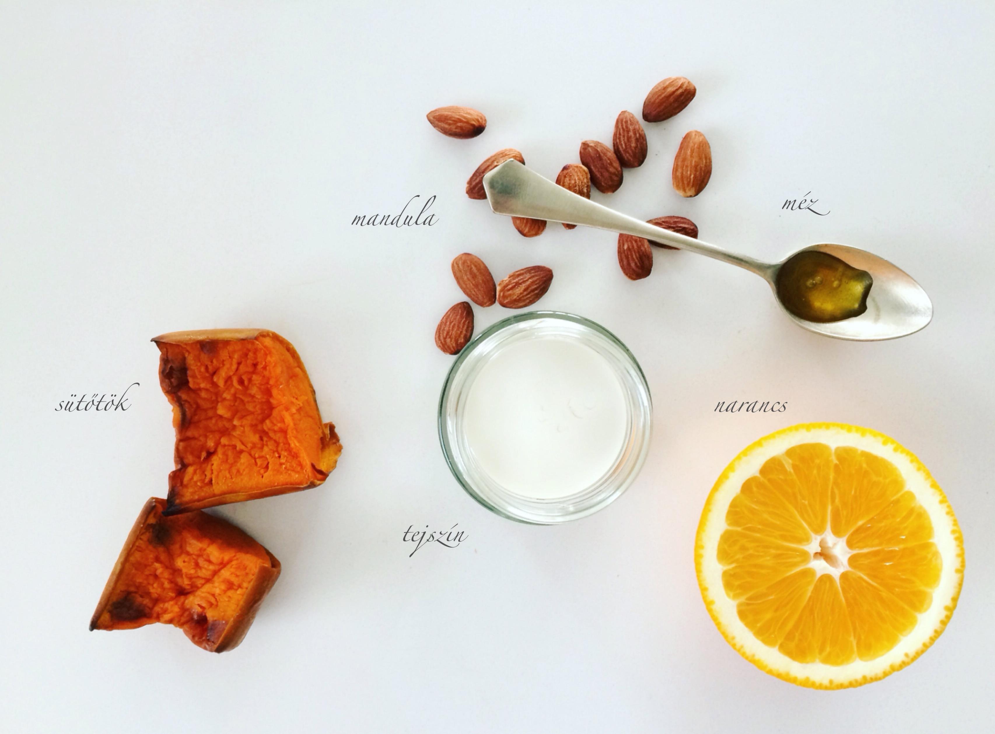 Narancsos sütőtökleves 5 hozzávalója
