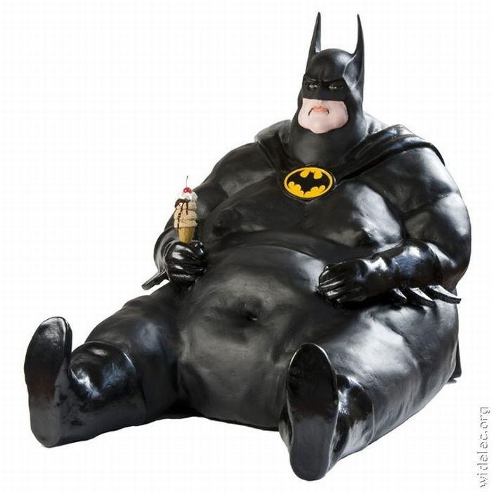 Fat Man Batman