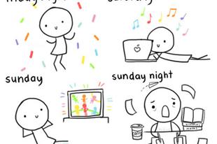 A vasárnapi szindróma
