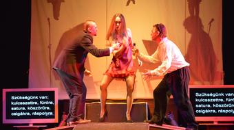 Budapestre érkezik az Aradi Kamaraszínház