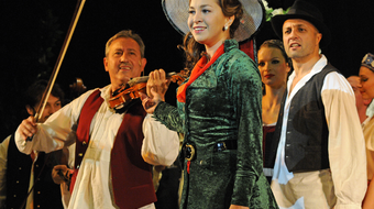 Újra Budapesten a Marica grófnő