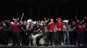 Hamlet-bemutató az Örkény Színházban