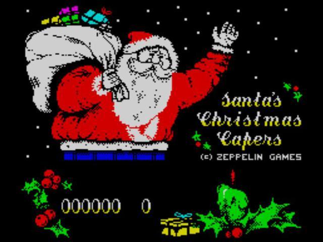 Santa's Xmas Caper